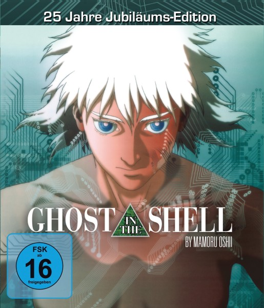 Ghost in the Shell: 25 Jahre Jubiläums-Edition [Blu-ray]