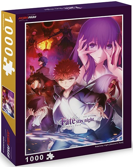 Fate/stay night: Heavens Feel - Puzzle (1000 Teile)