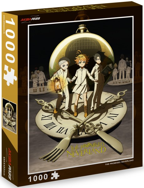 The Promised Neverland - Puzzle (1000 Teile)