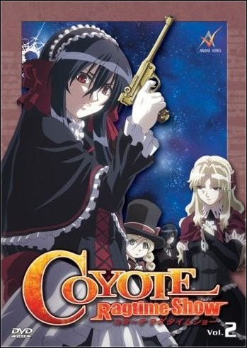 Coyote Ragtime Show - Volume 02 (Episoden 04-06) [DVD]