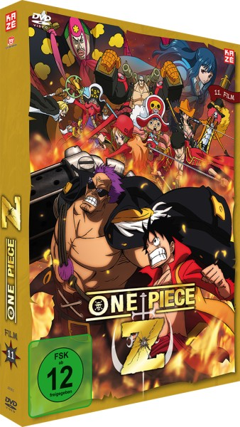 One Piece - 11. Film: One Piece Z [DVD]