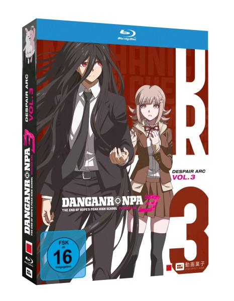 Danganronpa 3: Despair Arc - Volume 03 [Blu-ray]
