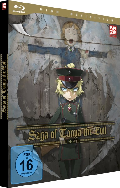 Saga of Tanya the Evil - The Movie [Blu-ray]