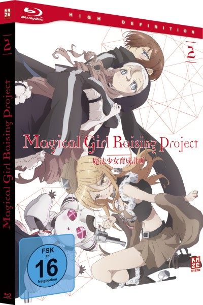 Magical Girl Raising Project - Volume 02 [Blu-ray]