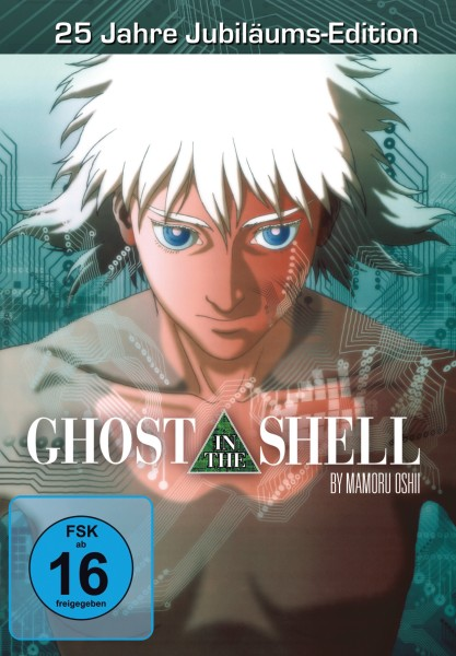 Ghost in the Shell: 25 Jahre Jubiläums-Edition [DVD]