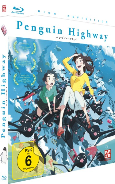 Penguin Highway (Limited Edition) [Blu-ray]