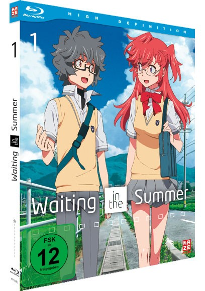 Waiting in the Summer - Volume 01 Box [Blu-ray]