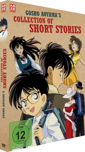Gosho Aoyama's Collection of Short Stories [DVD]