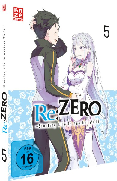 Re:ZERO -Starting Life in Another World- - Volume 05 [DVD]