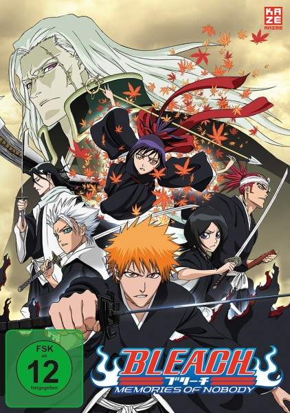 Bleach - The Movie 01: Memories of Nobody [DVD]