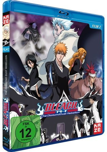 Bleach - The Movie 02: The DiamondDust Rebellion [Blu-ray]