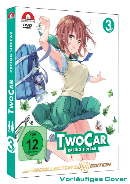 Two Car - Volume 03 (Limited Collector's Edition) [DVD]