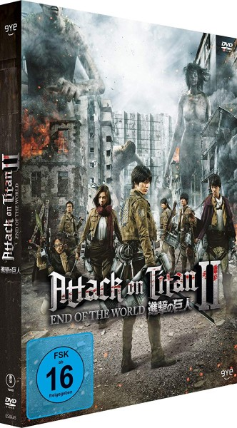 Attack on Titan: End of the World [DVD]