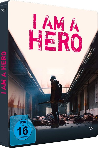 I am a Hero (Collector's Edition) [Blu-ray/DVD]