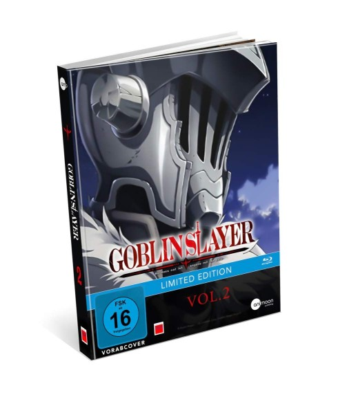 Goblin Slayer - Volume 02 (Limited Mediabook) [Blu-ray]