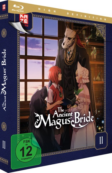 The Ancient Magus' Bride - Volume 02 Box [Blu-ray]