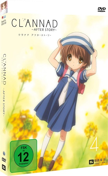 Clannad After Story: 2. Staffel - Volume 04 [DVD]