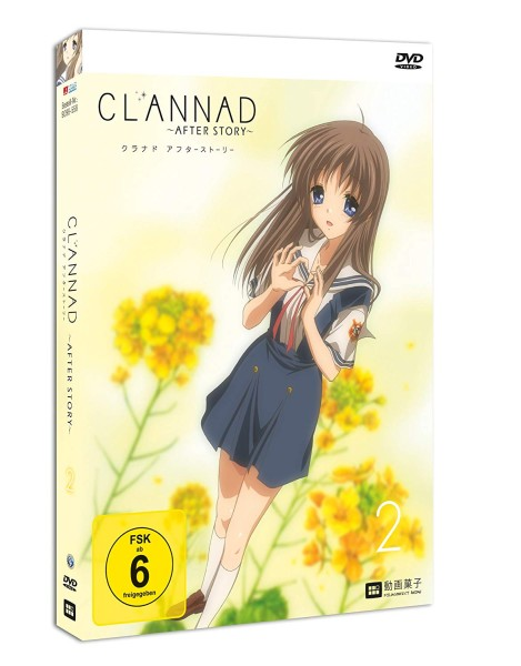 Clannad After Story: Staffel 2 - Volume 02 [DVD]