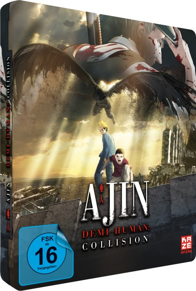 Ajin - Demi-Human: Collision / Movie #2 (Limited Edition Steelcase) [Blu-ray]