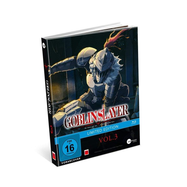 Goblin Slayer - Volume 03 (Limited Mediabook) [Blu-ray]