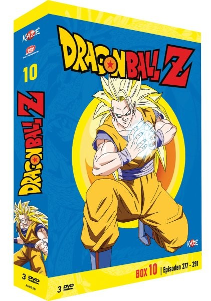 Dragonball Z - Volume 10 Box [3 DVDs]
