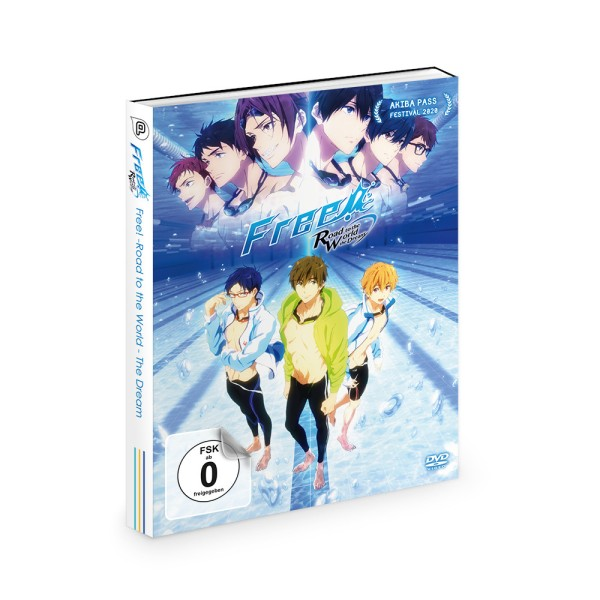 Free! - Road to the World: The Dream [DVD]