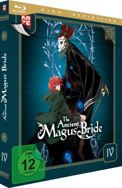 The Ancient Magus' Bride - Volume 04 Box [Blu-ray]