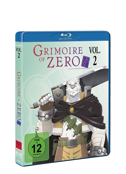 Grimoire of Zero - Volume 02 [Blu-ray]