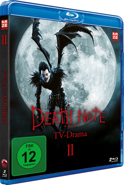 Death Note: TV-Drama - Volume 02 [2 Blu-rays]