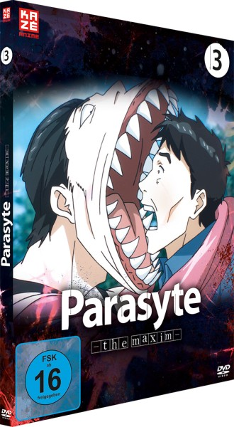 Parasyte -the maxim- - Volume 03 [DVD]