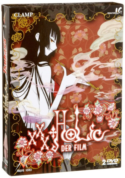 xxxHolic und Tsubasa Chronicle Box Limited Edition [2 DVDs]