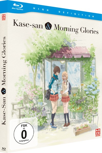 Kase-san and Morning Glories [Blu-ray]