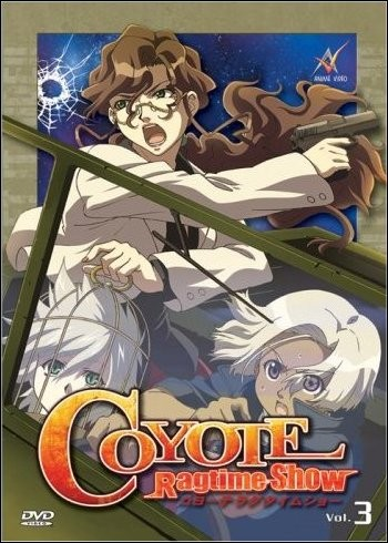 Coyote Ragtime Show - Volume 03 (Episoden 07-09) [DVD]