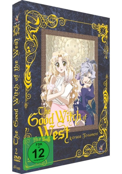 Astraea Testament: Good Witch Of The West - Volume 02 [2 DVDs]