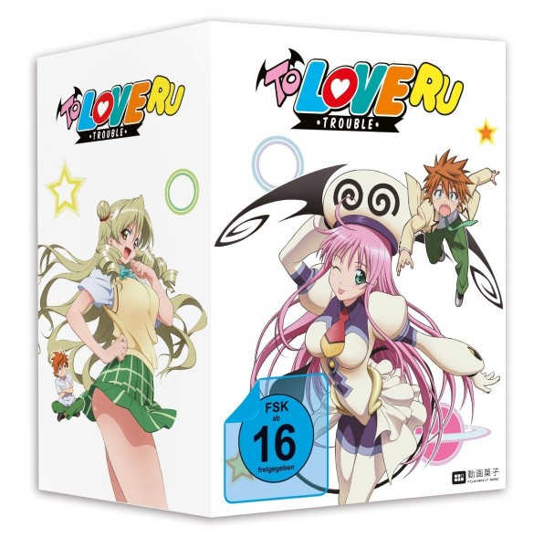 To Love Ru: Trouble - Gesamtausgabe (Limited Edition) [6 DVDs]