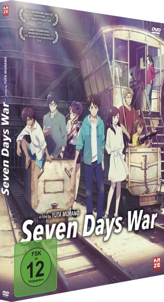 Seven Days War (Limited Deluxe Edition) [DVD]
