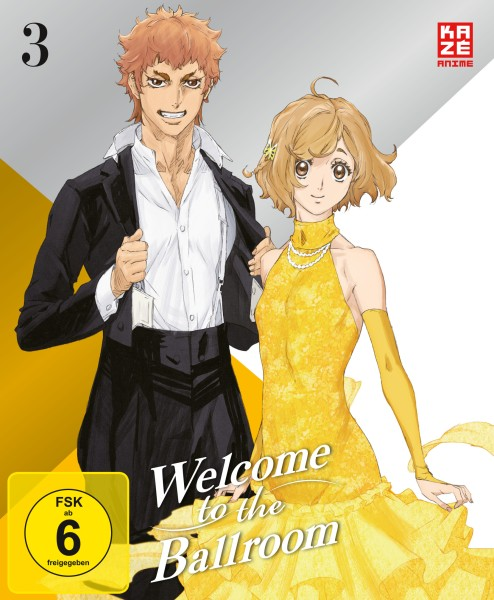 Welcome to the Ballroom - Volume 03 [Blu-ray]