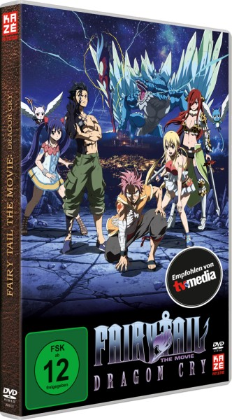Fairy Tail - The Movie: Dragon Cry [DVD]