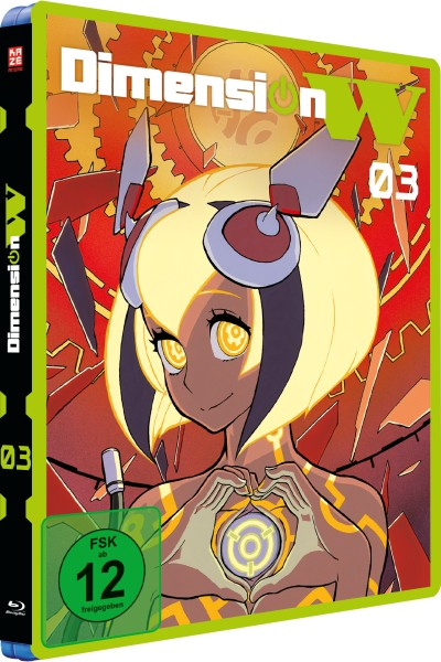 Dimension W - Volume 03 [Blu-ray]