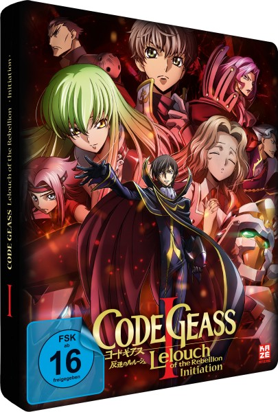 Code Geass: Lelouch of the Rebellion - I. Initiation [DVD]