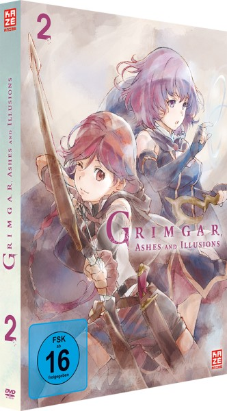 Grimgar, Ashes & Illusions - Volume 02 [DVD]