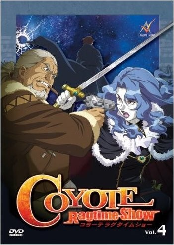 Coyote Ragtime Show - Volume 04 (Episoden 10-12) [DVD]