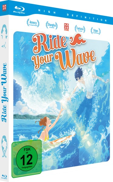 Ride Your Wave (Limited Deluxe Edition) [Blu-ray]