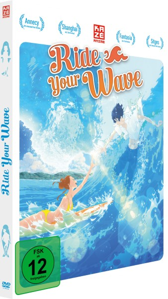 Ride Your Wave (Limited Deluxe Edition) [DVD]