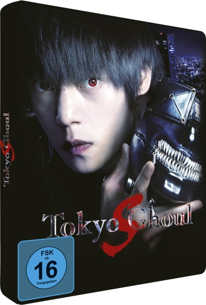 Tokyo Ghoul S - The Movie (Limited Edition Steelcase) [Blu-ray]