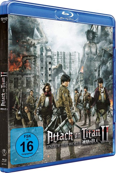 Attack on Titan: End of the World [Blu-ray]