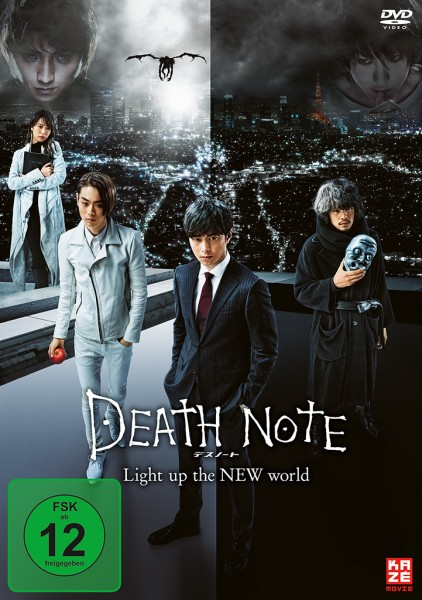Death Note: Light Up the New World [DVD]