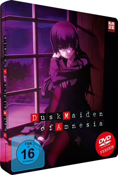 Dusk Maiden of Amnesia - Gesamtausgabe (Steelcase Edition) [2 DVDs]