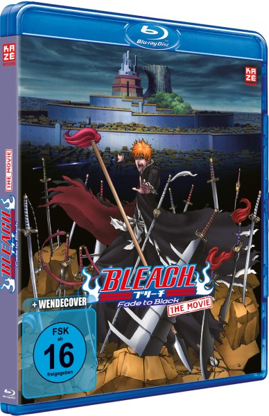 Bleach - The Movie 3: Fade To Black [Blu-ray]