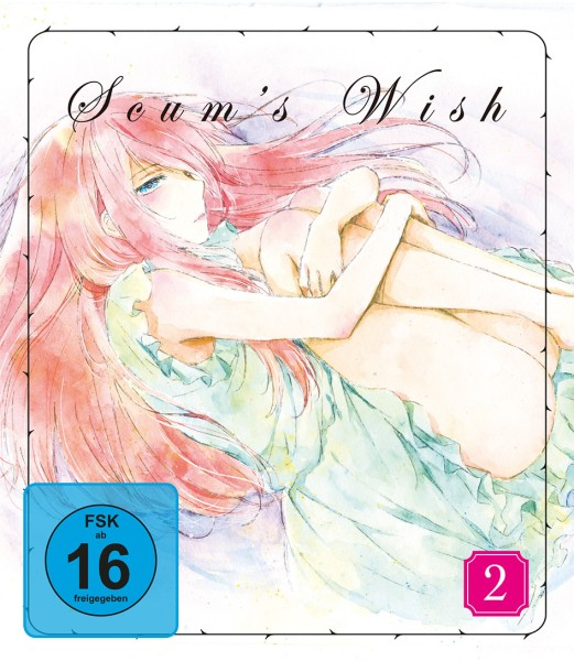 Scum's Wish - Volume 02 [Blu-ray]